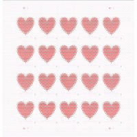 Made of Hearts Stamp